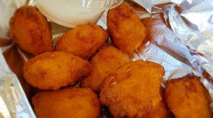 Deep Fried Mac n' Cheese Bites Tucson AZ